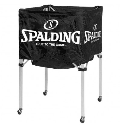 Rack à ballons sur roues Spalding
