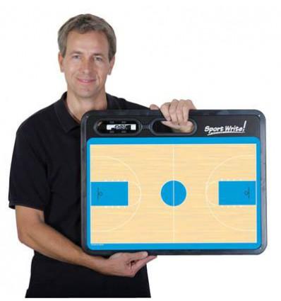 Plaquette de coach Basketball Classic