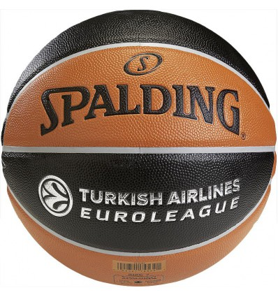 Euroleague Spalding Ball TF 500