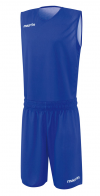 Ensemble réversible de basket X400 bleu