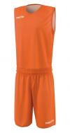 Ensemble réversible de basket X400 orange