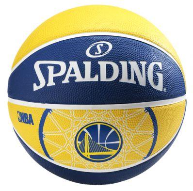 Golden State Warrior NBA Spalding Basketball