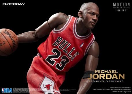 1/6 Scale Michael Jordan