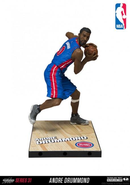 Mc Farlane NBA Detroit Pistons Andre DRUMMOND