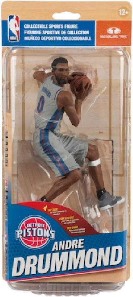 Mc Farlane NBA Detroit Pistons Andre DRUMMOND Collector