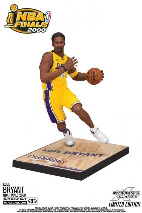 Mc Farlane NBA Final collector 2000 Kobe Bryant