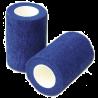 1 rouleau de bande cohésive bleu