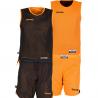 Set enfant réversible Spalding orange/noir