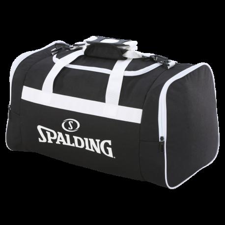 Sac d'équipe M Spalding Noir/Blanc