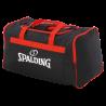 Sac d'équipe L Spalding Noir/Rouge