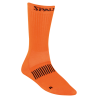 Chaussette CoolMax orange fluo/gris anthracite