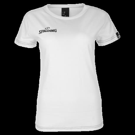 T-shirt Spalding Team 4 Her II blanc