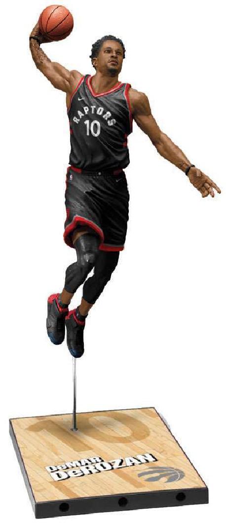 Mc Farlane NBA Toronto Raptors Demar DEROZAN