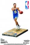 Mc Farlane NBA Golden State Warriors Stephen Curry figure