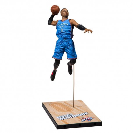 Figurine Mc Farlane NBA Russel WESTBROOK