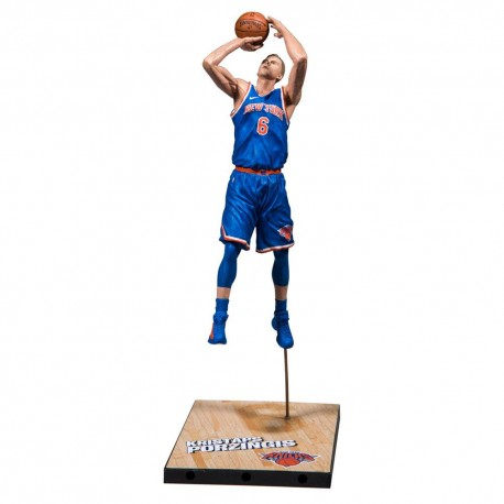 Mc Farlane NBA New York Knicks Kristaps Porzingis figure