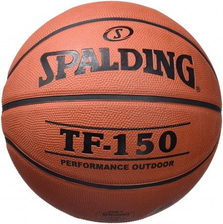 TF 150 rubber basketball Spalding