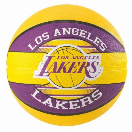 LA Lakers NBA Spalding Basketball