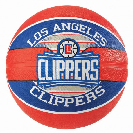 Los Angeles Clippers NBA Spalding Basketball