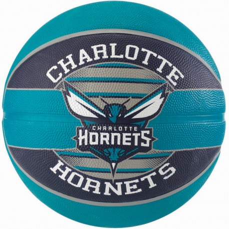 Charlotte Hornets NBA Spalding Basketball