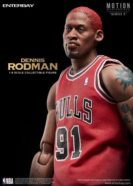 Figurines 1/9 Dennis Rodman