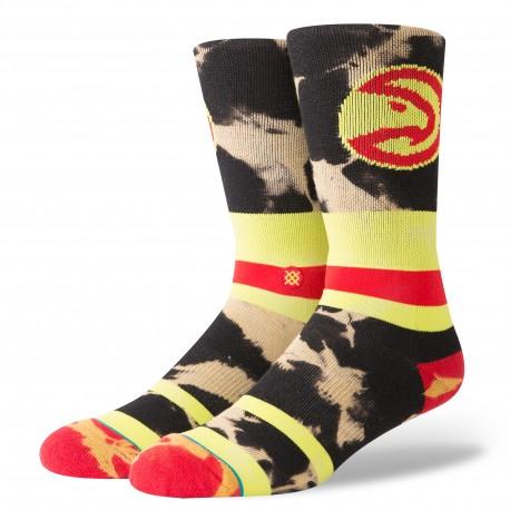 NBA Acid wash Atlanta Hawks socks