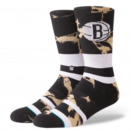 NBA Acid wash Brooklyn Nets socks