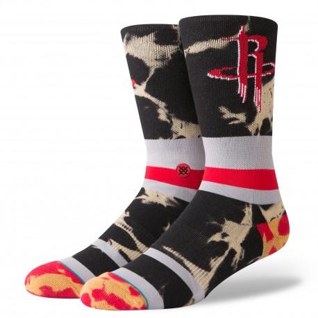 NBA Acid wash Houstons Rockets socks