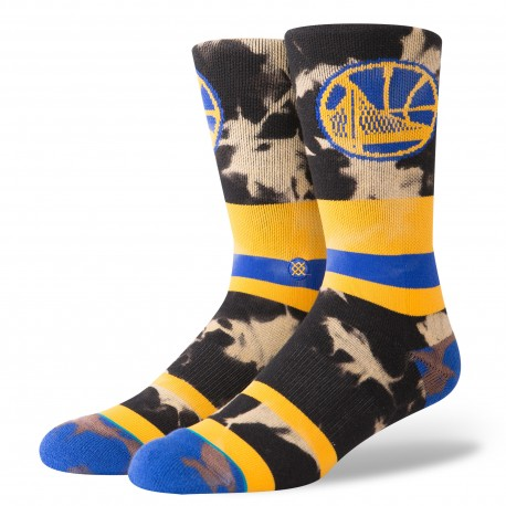 NBA Acid wash Golden State Warriors socks