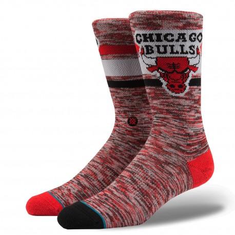 Chaussettes NBA Melange des Chicago Bulls