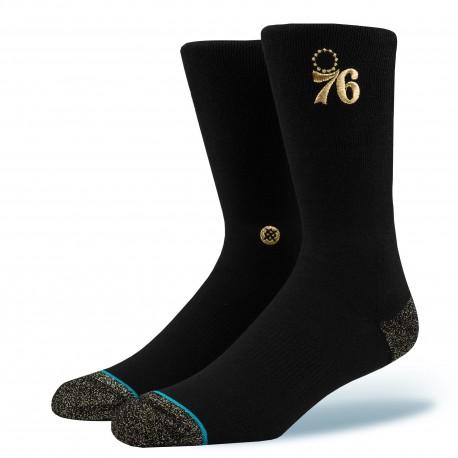 NBA Trophy Philadelphia 76ers socks