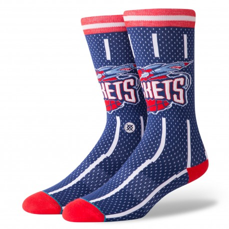 NBA Rockets 02 HWC Houstons socks