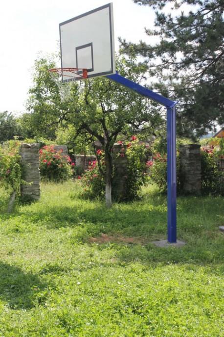 But De Basket Enterré