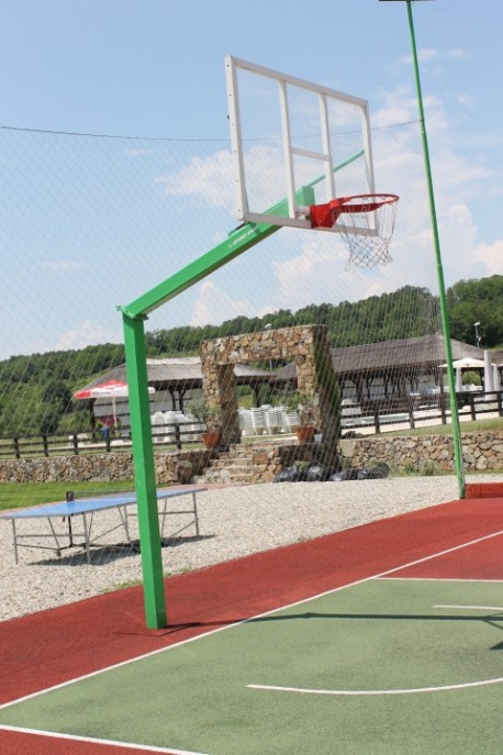 Outdoor basketball hoops Porfessional