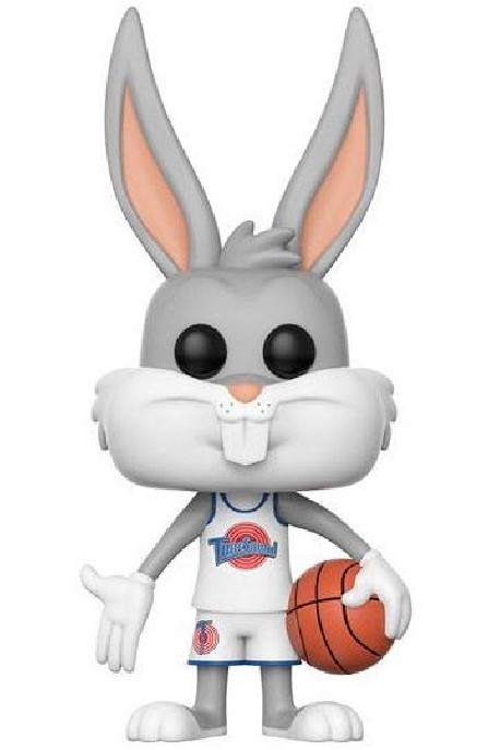Figurine Pop Space Jam Bugs Bunny