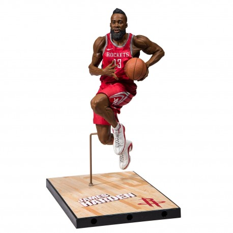 Mc Farlane NBA Houston Rockets James Harden figure