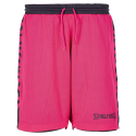 Women Essential réversible short 4Her Spalding NEW 2019