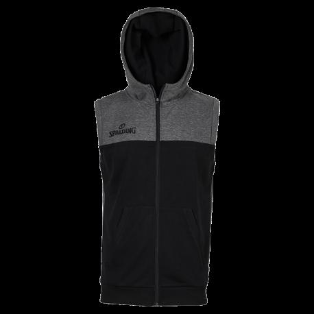 Street II hoody jacket Spalding sleevless