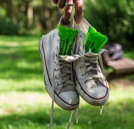 Désodorisant pour chaussures de basket