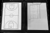 Pro Basketball coach board