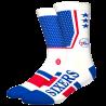 Chaussettes NBA shortcut des Philadelphia 76ers