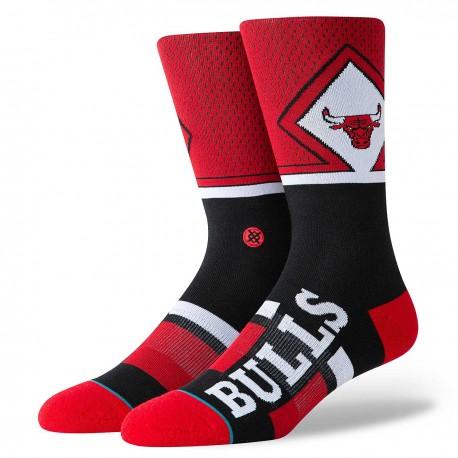 Chaussettes NBA Shortcut des Chicago Bulls