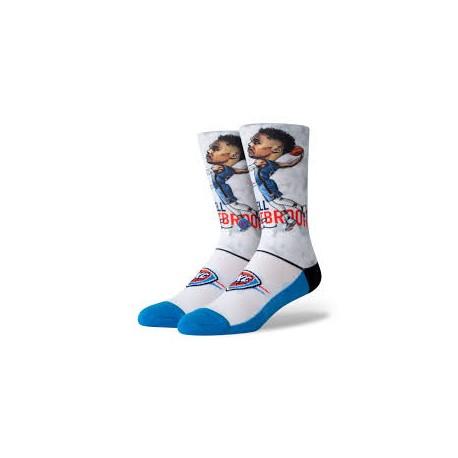 Stance NBA Bighead Russel Westbrook socks