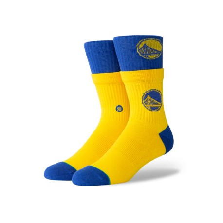 NBA Double Double Golden State Warriors socks