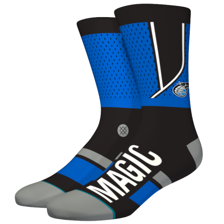 NBA Shortcut Orlando Magic socks