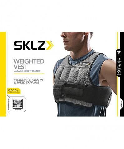 Variable weight training vest SKLZbask