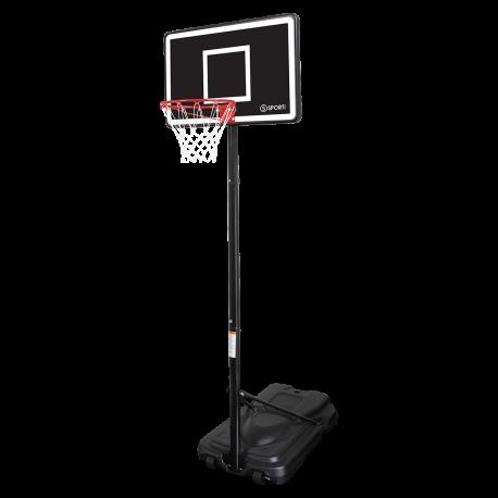 Panier de mini basket réglable en hauteur
