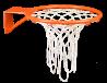 Cercle d'entrainement basket renforcé