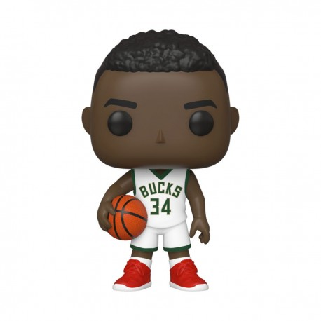 Giannis Antetokounmpo funko Pop figure