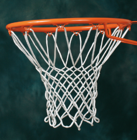 Set of 2 training basketball netzs